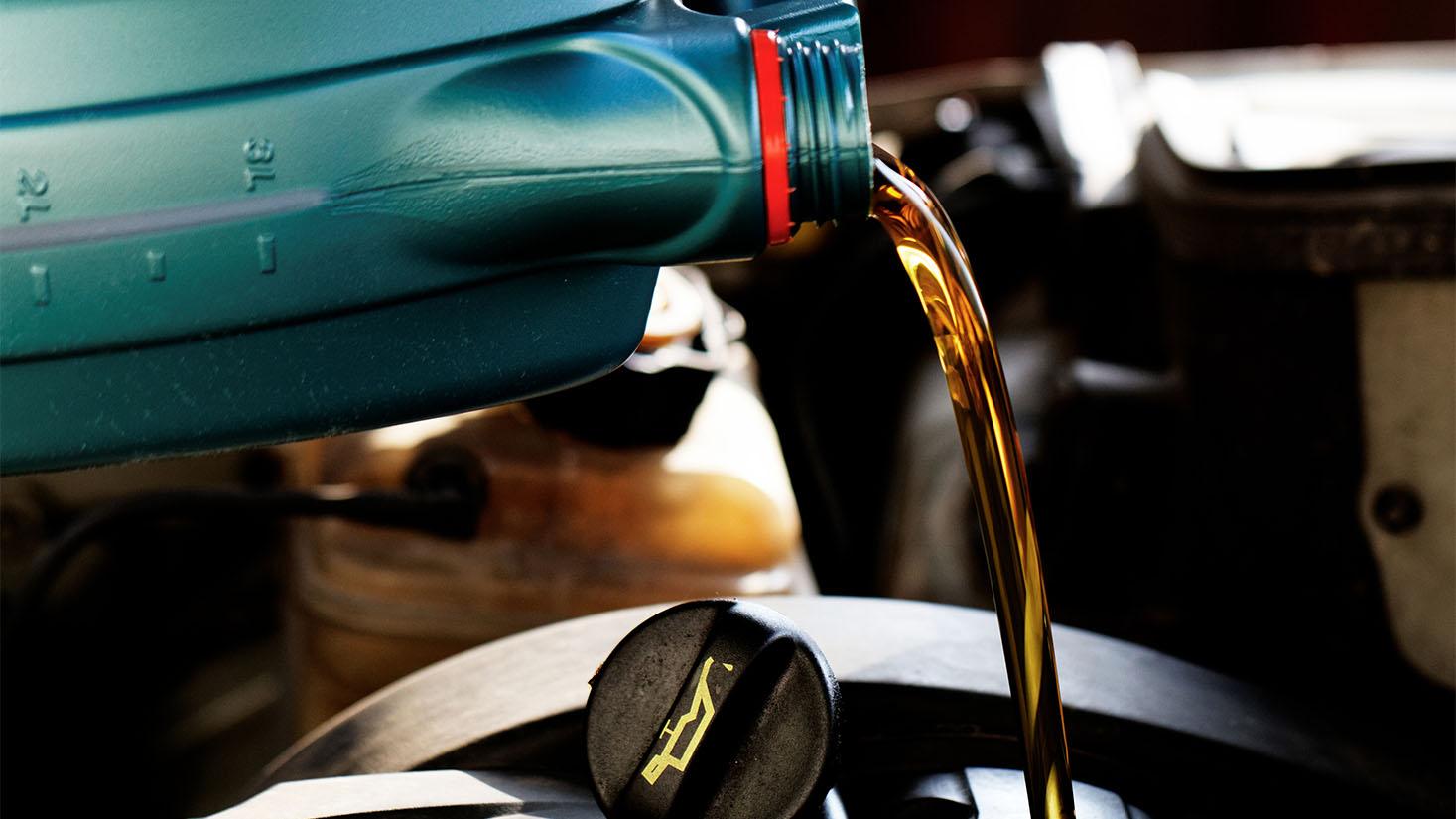 Olje som farlig avfall